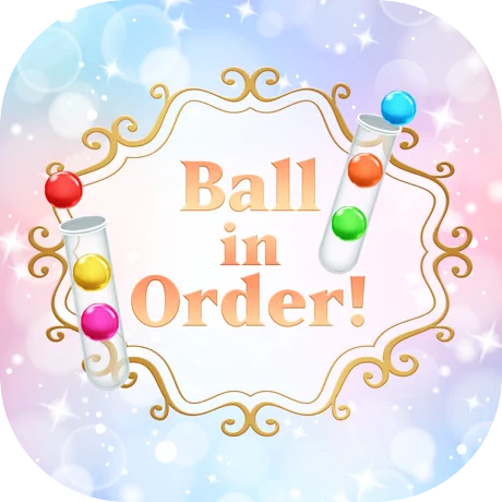Ball in Order!(Android)【ステージ500個クリア】