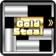 Gold Steal(Android)【ステージ200クリア】