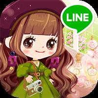 LINE プレイ(iOS)【他のアバターからハートを合計300個もらう】