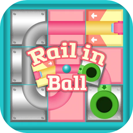 Rail in Ball(Android)【ステージ500個クリア】