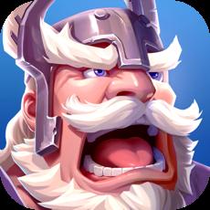 ロード・オブ・ザ・ウォー:王国バトル(Android)【城レベル20到達】