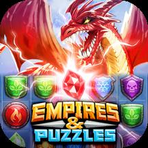 エンパイアズ&パズルズ Empires & Puzzles(iOS)【地域15クリア】