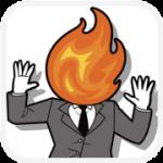 SNS炎上みっけ!(Android)【アプリDL後、2時間以内に60問目(ステージ15-4)クリア】