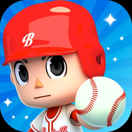 パワフルベースボール(iOS)【11000m到達】